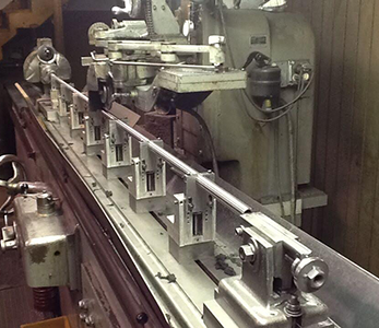 Production Broaching Detroit Michigan